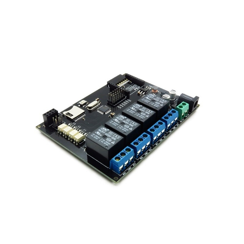Rboard itead im  arduino board ch isolated