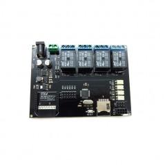 RBOARD (Itead IM120618001) Arduino board 4Ch. isolated relays, XBee, ATMega328
