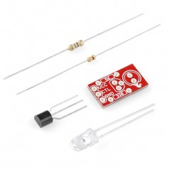 Max Power IR LED Kit (Sparkfun KIT-10732) 950nm Infrared LED