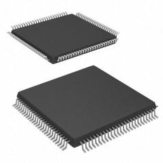PIC32MX340F128L-80I/PT Microchip 32BIT 128KB FLASH TQFP100  (PIC 32MX340F128)