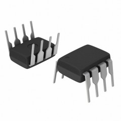 MCP41010-I/P Microchip POT DIGITAL 10K 1CH SPI 8-DIP