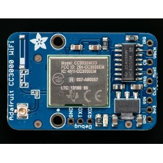 CC3000 WiFi Breakout with uFL Connector for Ext Antenna (Adafruit 1510)
