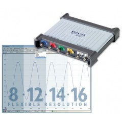 PicoScope 5244B 2x200 MHz 1 GS/s