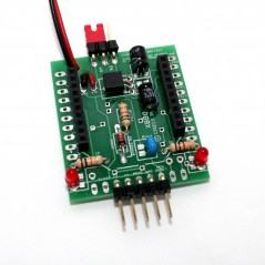 XBBO - break out board for XBee shaped modules (CISECO K013) ACTIVE
