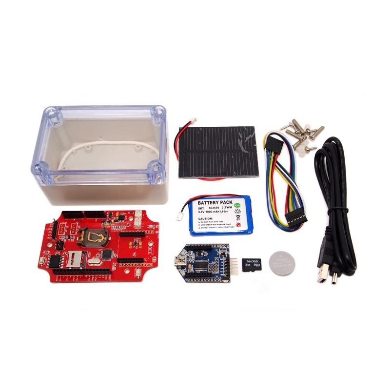 Seeeduino Stalker - Waterproof Solar Kit (Seeed KIT80248P)