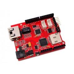 Seeeduino Ethernet (Seeed ARD07061P) MEGA328P and Wiz5100