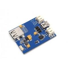 Li-po Rider (Seeed POW115D2P) Charge a Li-po battery from USB/Solar/adaptor