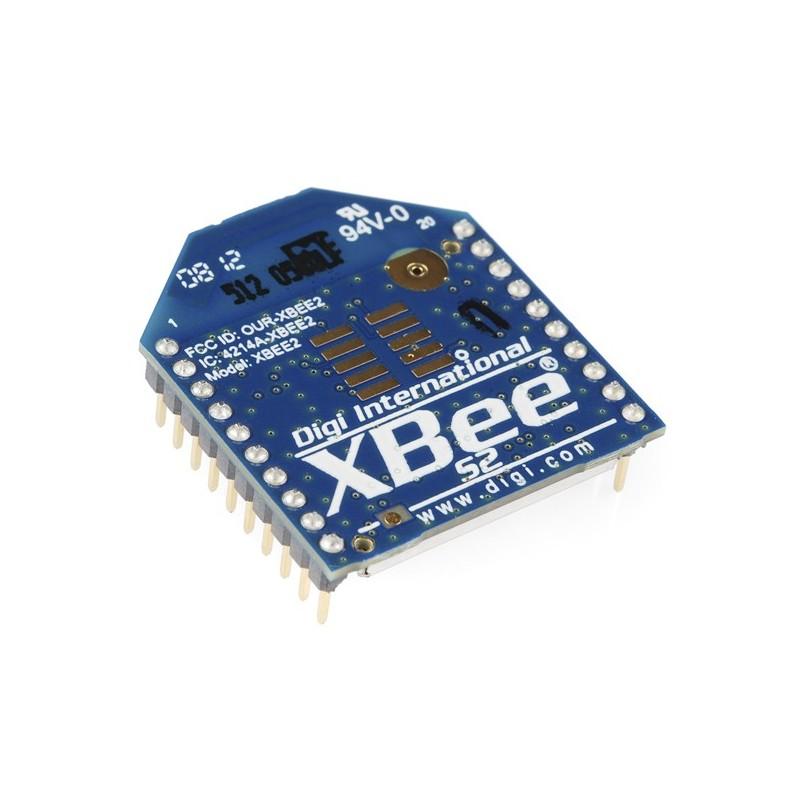 Xbee mw pcb antenna series zigbee mesh sparkfun wrl