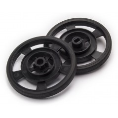 C000064 2 wheels for Robot - Only the wheels of the Arduino robot