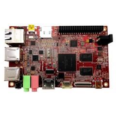 MCIMX6 SOLO (RIOTBOARD) i.MX 6Solo ARM Cortex-A9 1GHz  Freescale