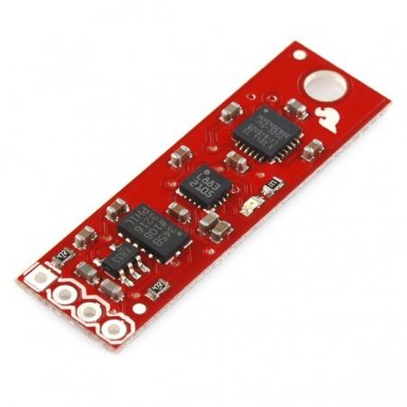 9 Degrees of Freedom - Sensor Stick (Sparkfun SEN-10724)