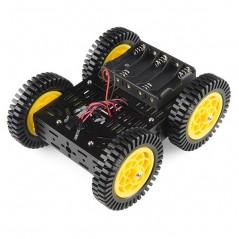 Multi-Chassis - 4WD Kit ATV (Sparkfun ROB-12090) Dagu DG012ATV