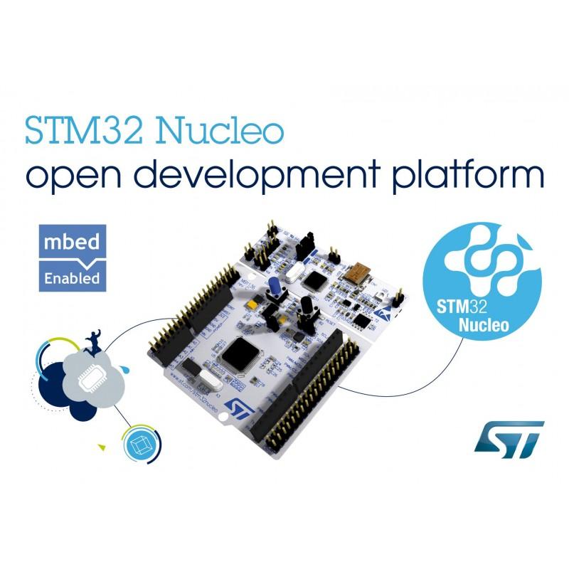 NUCLEO-F103RB Board w/ ST-Link/V2-1 Program/Debug for STM32F103RBT6