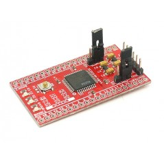 XC2C64A CoolRunner-II CPLD development board (Seeed TES34053P)