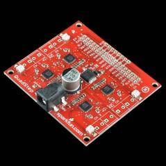 Quadstepper Motor Driver Board (Sparkfun ROB-10507)