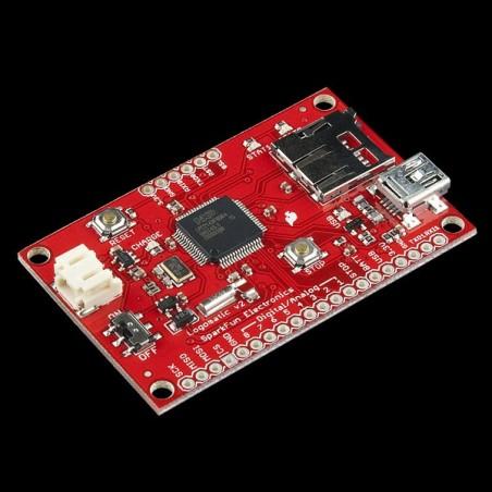 Logomatic v2 Serial SD Datalogger (Sparkfun WIG-10216)