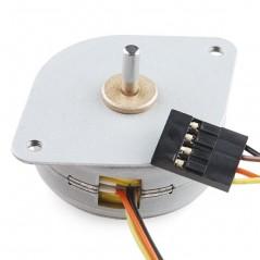 Small Stepper Motor (Sparkfun ROB-10551)  Bipolar motor