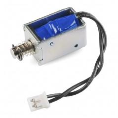 Solenoid - 5V small (Sparkfun ROB-11015)