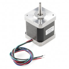 Stepper Motor - 68 oz.in 400steps/rev (Sparkfun ROB-10846)