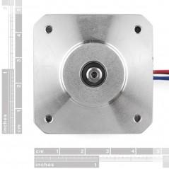 Stepper Motor - 68 oz.in 400steps/rev (Sparkfun ROB-10846) 0.9° 1.7A