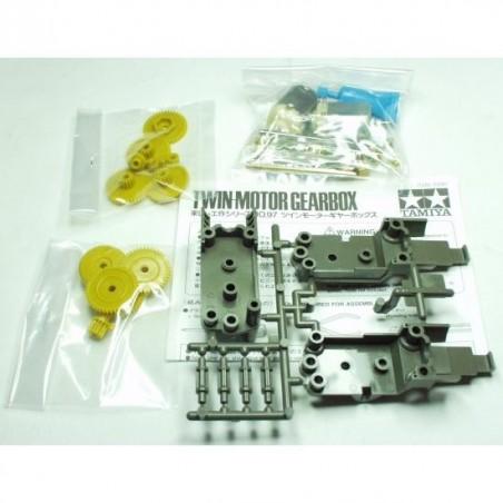 Dual Motor GearBox (Sparkfun ROB-00319)