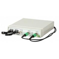 CS328A-FRA USB oscilloscope 10bit,100MSa/s, 2-analog,  8-digital, CS701 Isolated Signal Generator