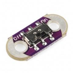 LilyPad Slide Switch (Sparkfun DEV-09350)