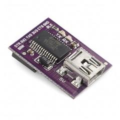 LilyPad FTDI Basic Breakout - 5V (Sparkfun DEV-10275)