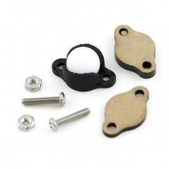 "Ball Caster Plastic - 3/8"" (Sparkfun ROB-08908)"
