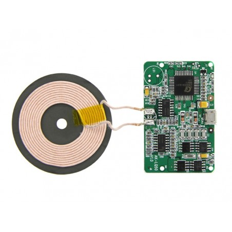 QI Wireless Charging Module Kit - 5V/1A (Seeed 114990025)