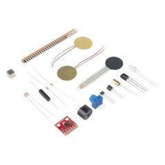 * replaced SEN-12862 * Essential Sensor Kit (Sparkfun SEN-12799)