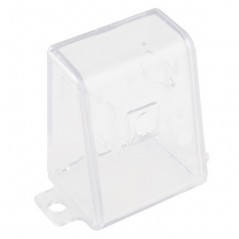 Raspberry Pi Camera Case - Clear Plastic (Sparkfun PRT-12845)