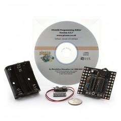 PICAXE-18M2 Starter Pack (Sparkfun DEV-10188)