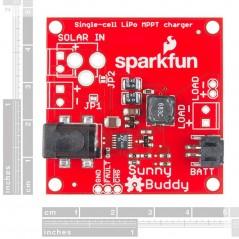 ** replaced PRT-12885 ** Sunny Buddy - MPPT Solar Charger (Sparkfun PRT-12084)