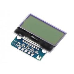 Tiny I2C Char LCD - 5V (Seeed 800146001)