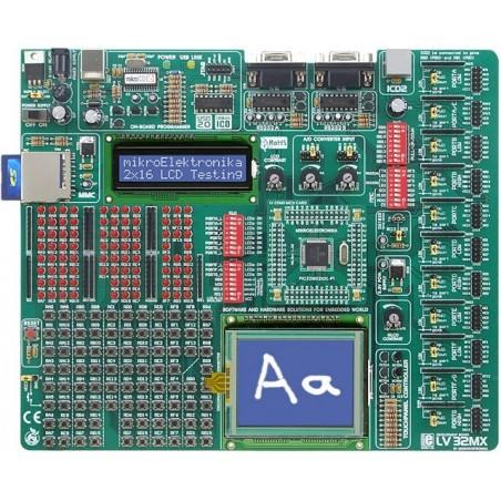 LV-32MX Development System (MIKROELEKTRONIKA)
