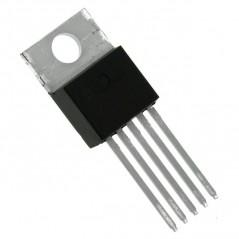 TC622VAT 5V TO220-5 Single Trip Point Temperature Sensor (Microchip)