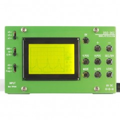 Digital Oscilloscope DIY Kit (Sparkfun KIT-12848)