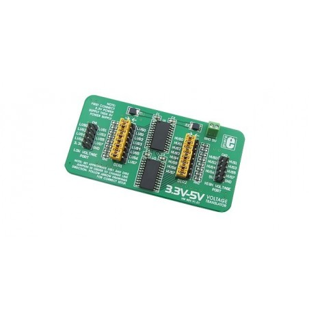 3.3V-5V Voltage Translator Board (MIKROELEKTRONIKA)