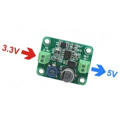 3.3V-5V Voltage Regulator Board (MIKROELEKTRONIKA)