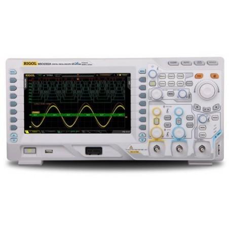 MSO2072A-S (Rigol) 70 MHz, 2 ch, 2 GS/s, 2 CH Arb. 16 digital channels