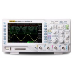MSO1104Z (Rigol) 100 MHz, 4 ch, 1 GS/s, 16 digital channels