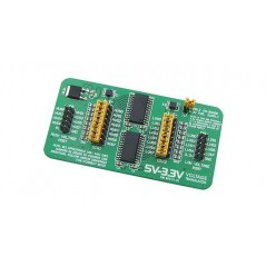 5V-3.3V Voltage Translator Board (MIKROELEKTRONIKA)