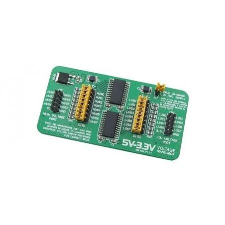 5V-3.3V Voltage Translator Board (MIKROELEKTRONIKA)