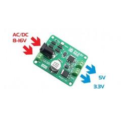 5V-3.3VReg Board (MIKROE-192)