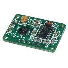 Three-Axis Accelerometer Board (MIKROELEKTRONIKA)