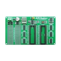 AVR-Ready1 Board  (MIKROELEKTRONIKA)