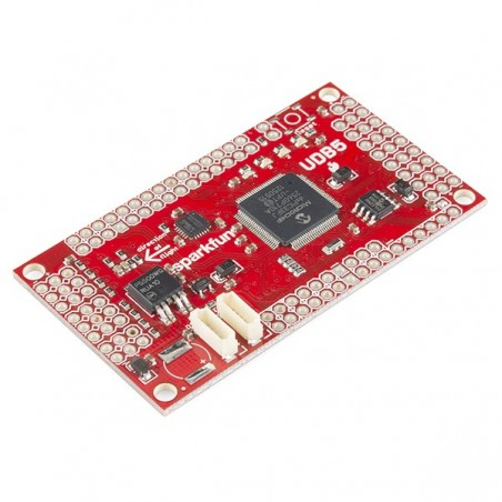 UDB5 - PIC UAV Development Board (Sparkfun GPS-11703)