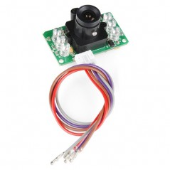 LinkSprite JPEG Color Camera TTL Interface - Infrared (Sparkfun SEN-11610)