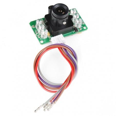 LinkSprite JPEG Color Camera TTL Interface - Infrared (Sparkfun SEN-11610)